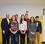 Eight LHS Students Earn National Merit Honors