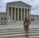 LHS Teacher Travels to the Supreme Court