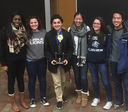 LHS Math Team Takes Second Place at Northwestern Competition