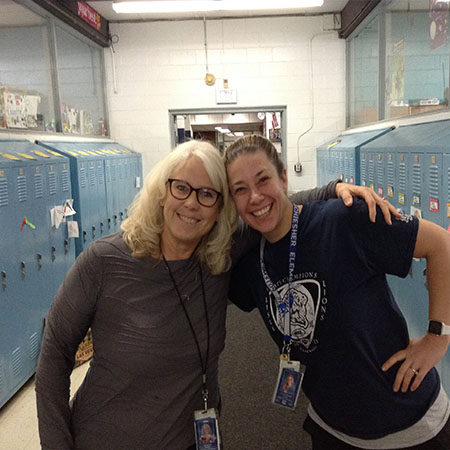 Schiesher faculty love working with each other.